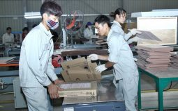 Pollution prevention and control and workers' protection measures