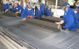 Chưa có vật liệu đủ sức thay sợi amiăng trắng trong sản xuất tấm lợp