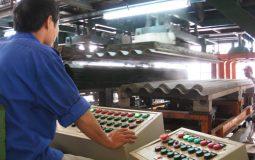 Bệnh viện Xây dựng - Nghiên cứu ảnh hưởng của amiăng trắng đối với sức khỏe người lao động tại các đơn vị sản xuất và người sử dụng tấm lợp amiăng xi măng - 2017
