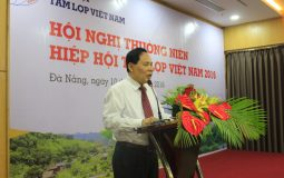 Annual conference of Vietnam National Roof Sheet Association in June