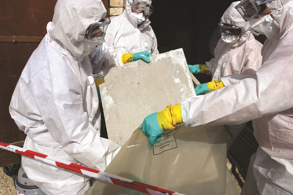 """ENVIRONMENTAL ASBESTOS PROJECT """"ENVIRONMENTAL EXPOSURE TO ASBESTOS: ASSESSMENT OF RISKS AND HEALTH IMPACTS"""""""