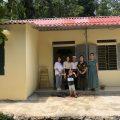 Đồng hành cùng nhóm Ước mơ cho em, HHTLVN mang những tấm mái lợp đỏ tươi đến với người nghèo