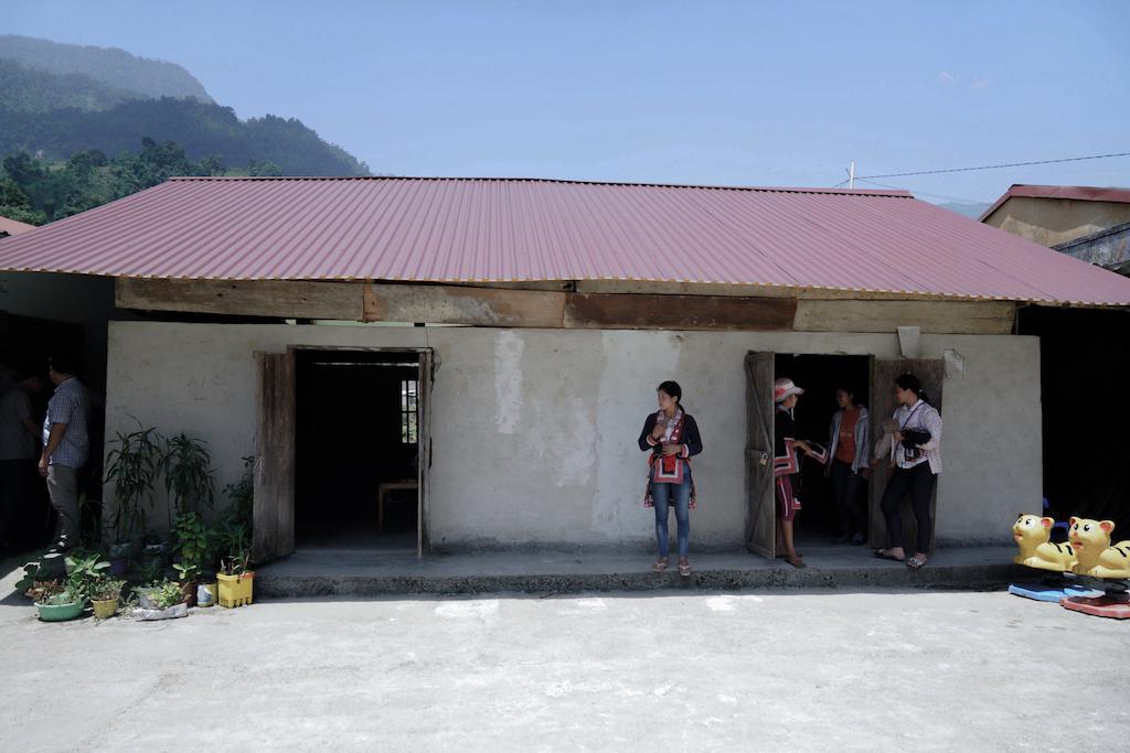 Khảo sát thực tế trường học bên lưng núi tại tỉnh Hà Giang