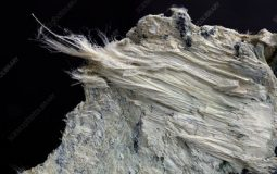 Sự khác biệt giữa sợi amiang trắng và amiang màu đã bị cấm