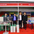 Sản phẩm fibro xi măng mới gây ấn tượng tại Triển lãm Quốc tế Vietbuild 2021