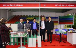 Fibre cement products attracted great attraction of stakeholders in Vietbuild International Exhibition 2021