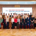 The annual meeting of the Vietnam National Roofsheet Association in 2021